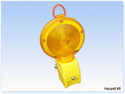 Nissen Monolight sárga villogó